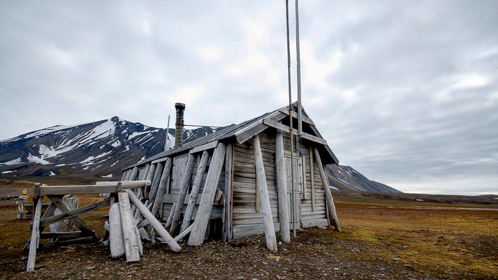 Spitzberg, Norvège © Matthew Ross