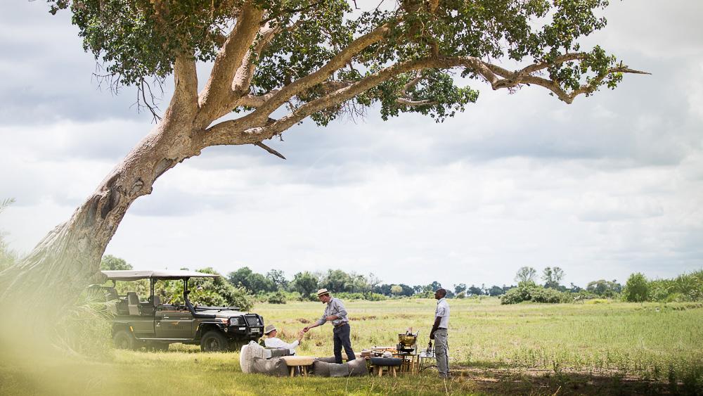 Mombo Camp, Botswana © Wilderness Safaris
