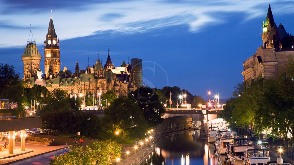 Ville de Ottawa, Canada
