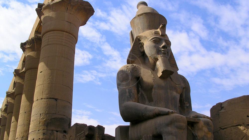 Temple de Luxor, Egypte
