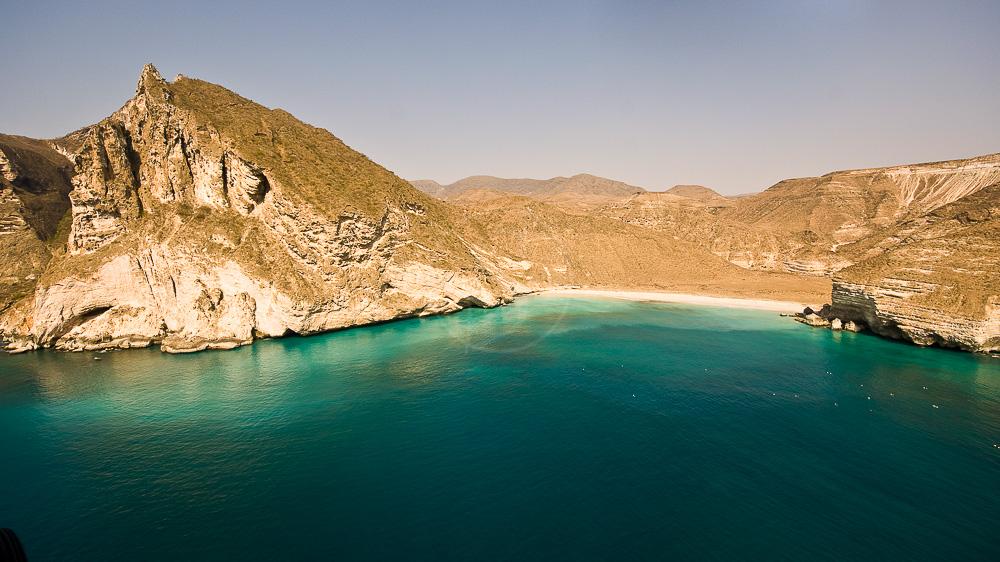 Plage de Dhofar, Oman