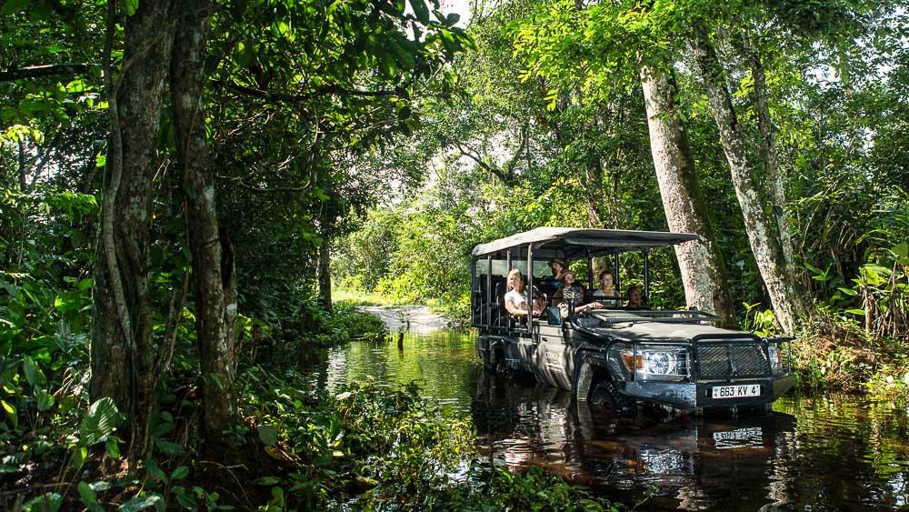 Odzala Discovery Camps © Andrew Howard