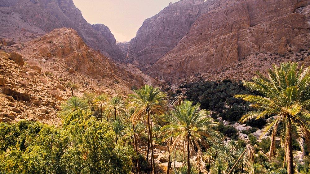 Wadi Twi, Oman