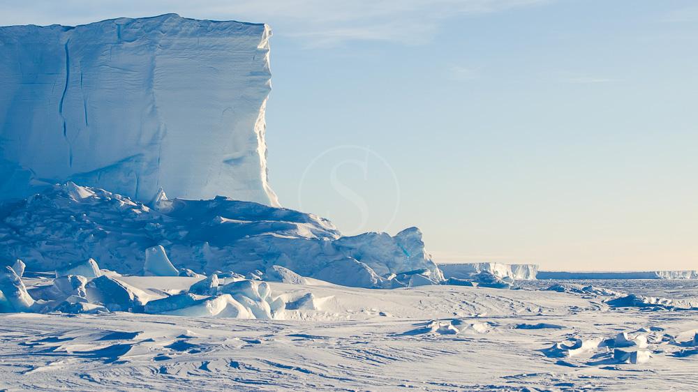 Mer de Weddell, Antarctique © Shutterstock
