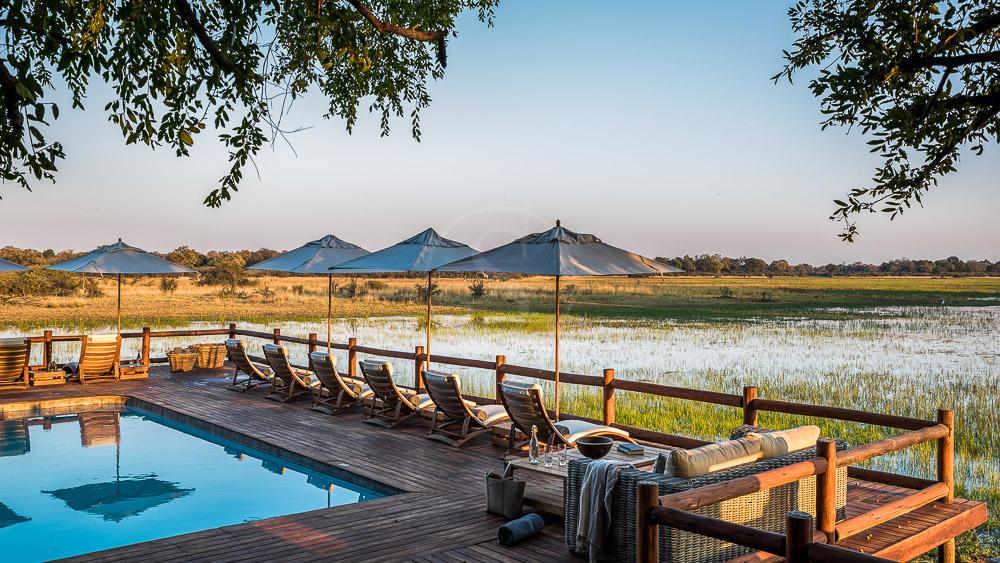 Sanctuary Chiefs Camp, Botswana