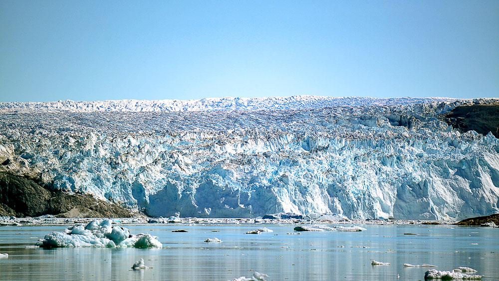 Baie de Disko, Groenland © Shutterstock