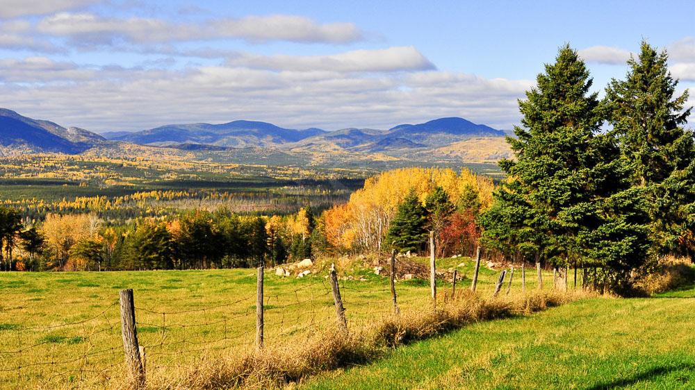 Région de Charlevoix, Canada