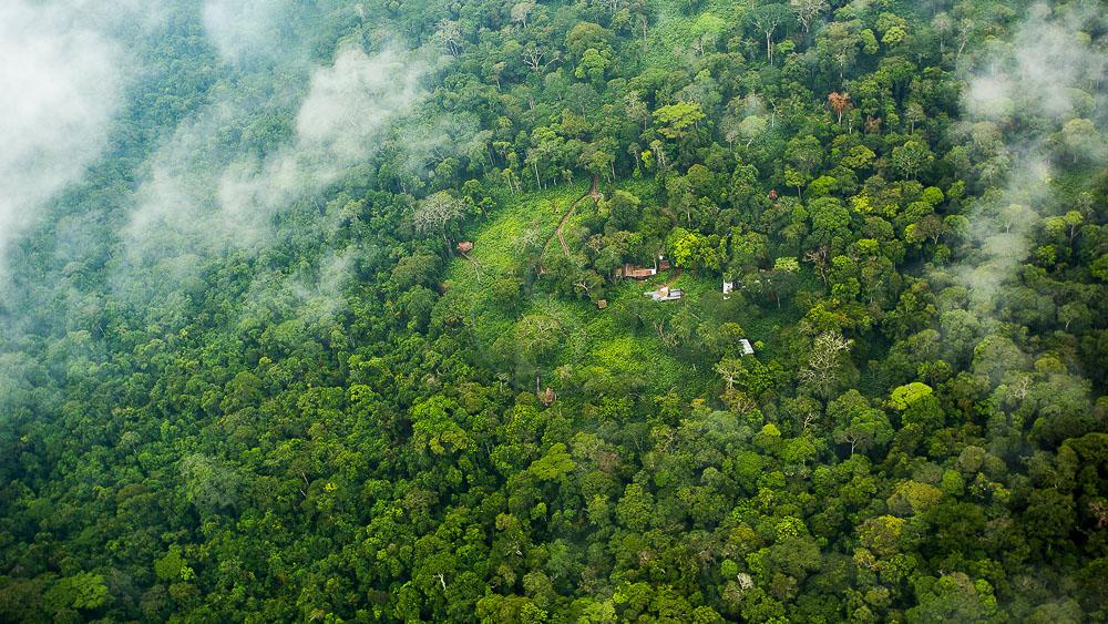 Ngaga Camp, Congo