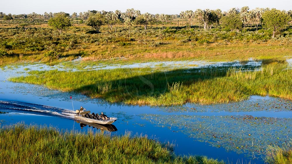 Kwetsani Camp, Botswana © Wilderness Safaris