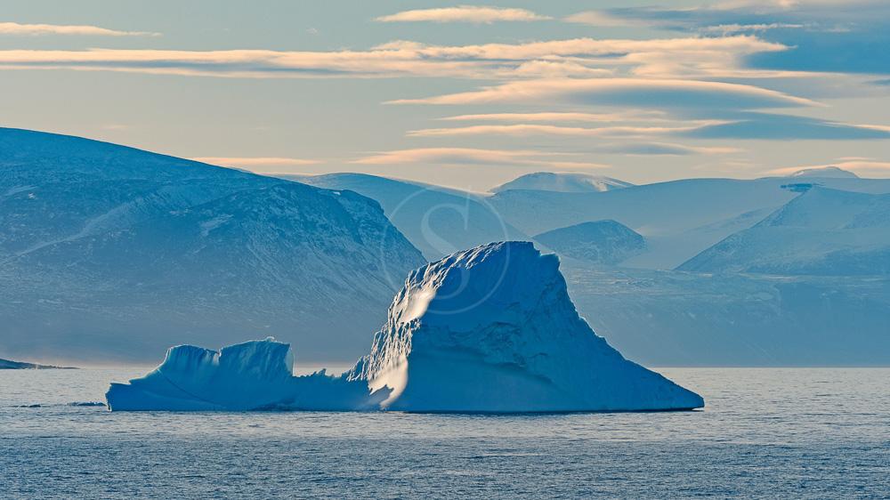 Isabella Bay, Mer de Baffin, Canada © Shutterstock