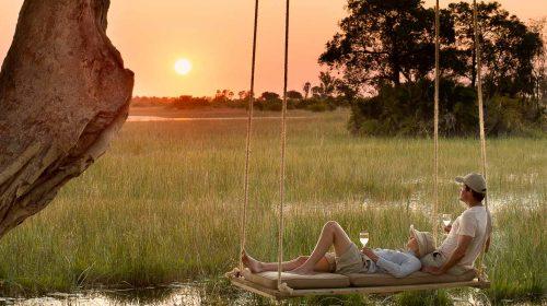 Safari de luxe au Botswana pour un voyage de noces, par Etendues Sauvages