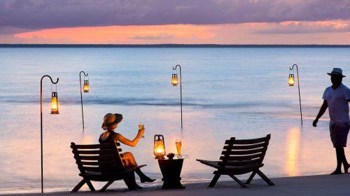 Voyage de luxe au Mozambique, plage de rêve au Benguerra Lodge