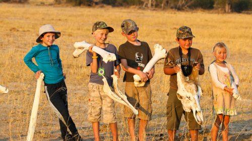 Safari avec des enfants au Zimbabwe, par Etendues Sauvages