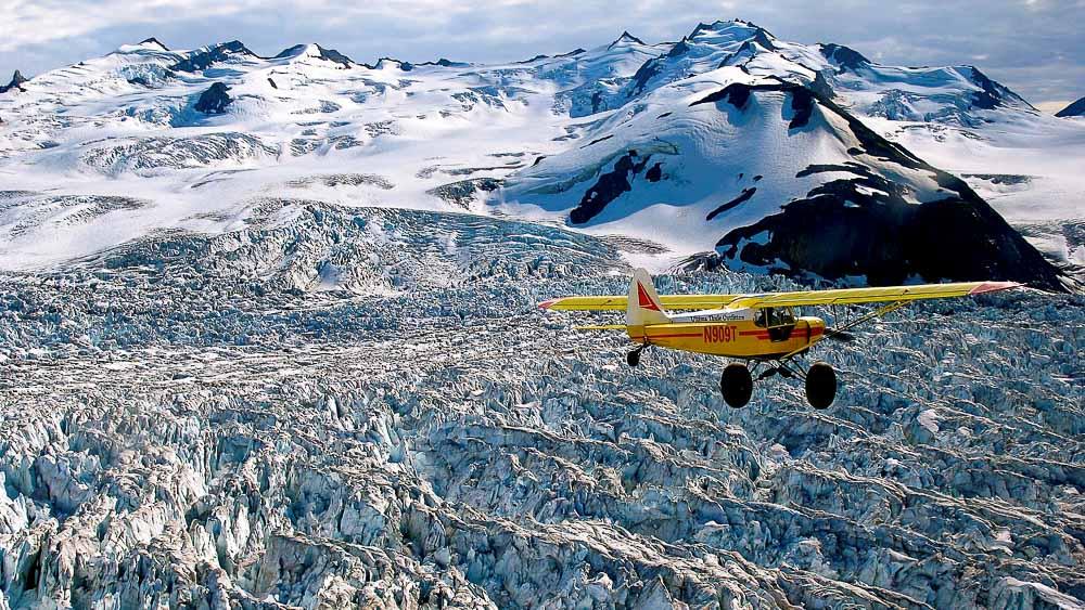 Ultima Thule Getaway, Alaska © Entree Alaska