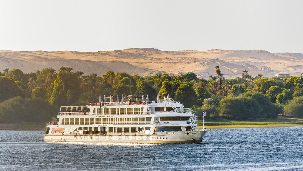 Sanctuary Sun Boat IV, Egypte © Sanctuary - J. Stokes