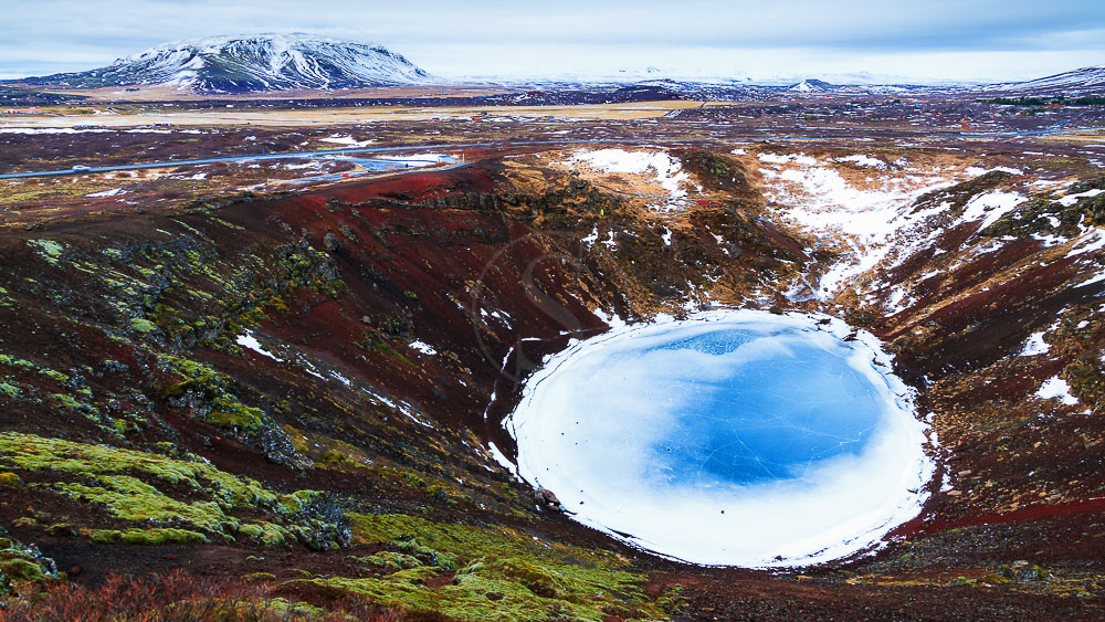Le Cercle d'or, Islande © Sstock