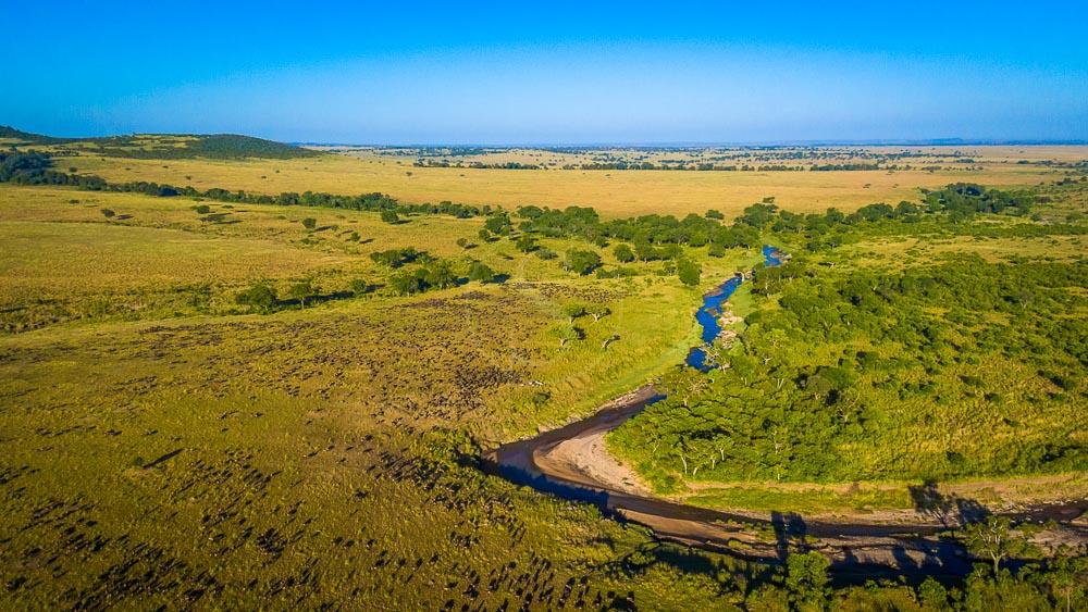 Sala's Camp, Kenya © The Safari Collection