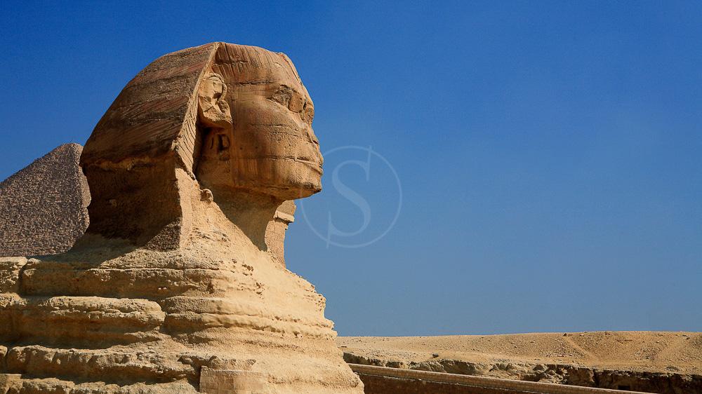 Pyramides de Giseh, Egypte
