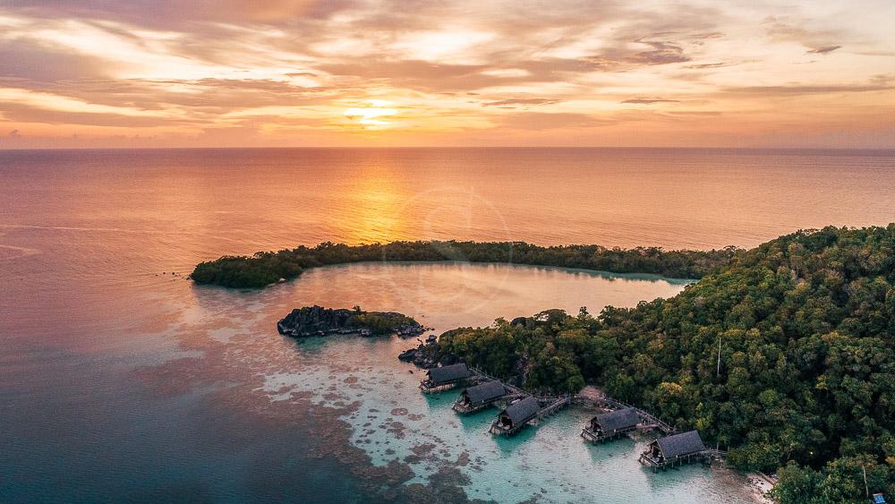 Réserve de Bawah, Indonésie © Bawah