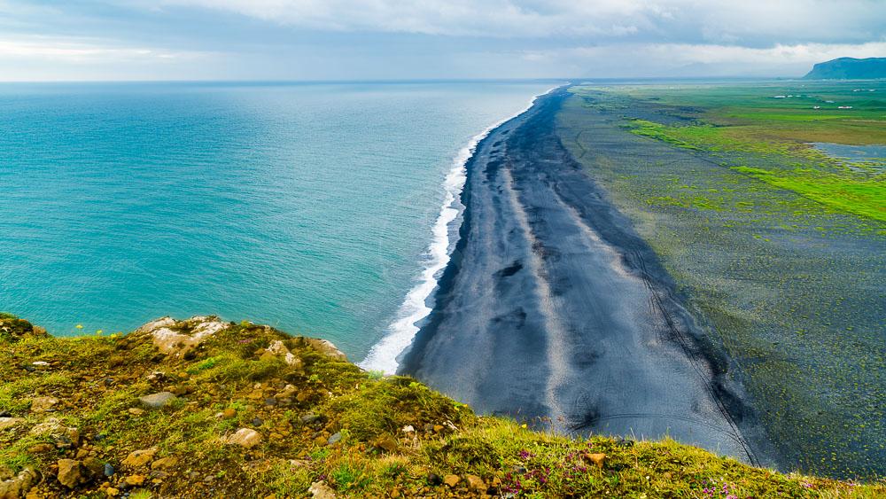 Région de Dyrholaey, Islande © Sstok