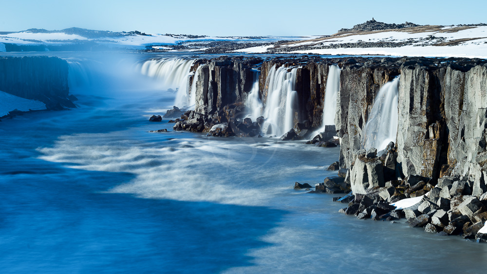 Vatnajokull, Islande © Sstock