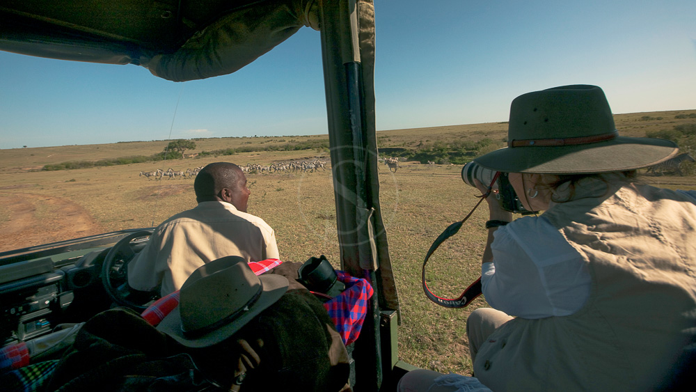 Mara Expedition Camp, Kenya © Great Plains Conservation