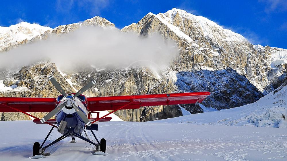 Ambiance d'Alaska, Etats-Unis © Shutterstock
