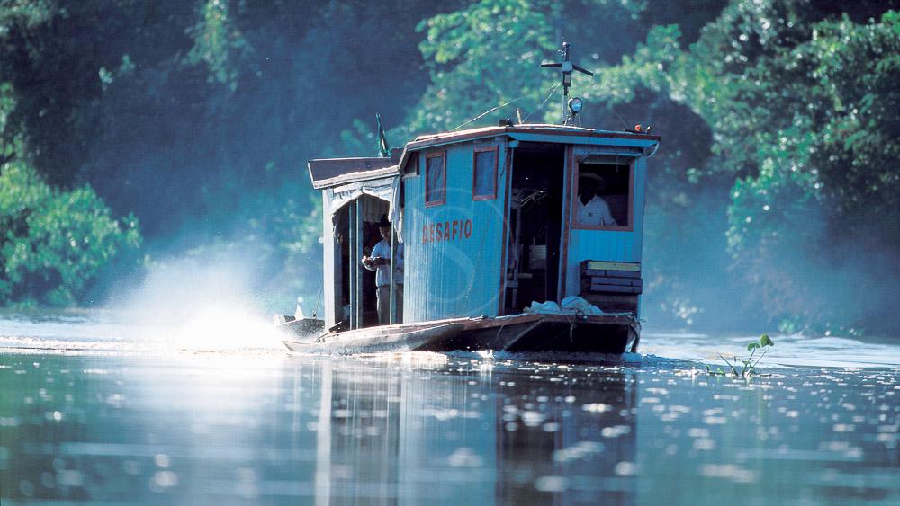Pantanal, Brésil © Christophe Courteau