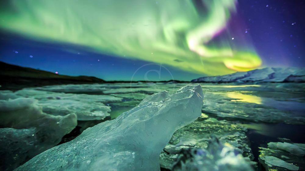 Jokulsarlon, Islande © Sstock