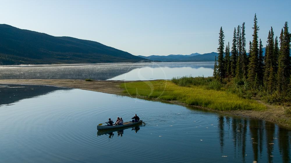 Iniakuk Lake Outlet, Alaska © Iniakuk - J. Gaedeke