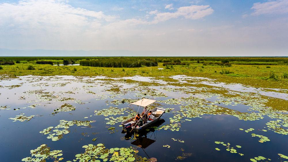 Semliki National Park, Ouganda © The Uganda Safari -C Steinberg