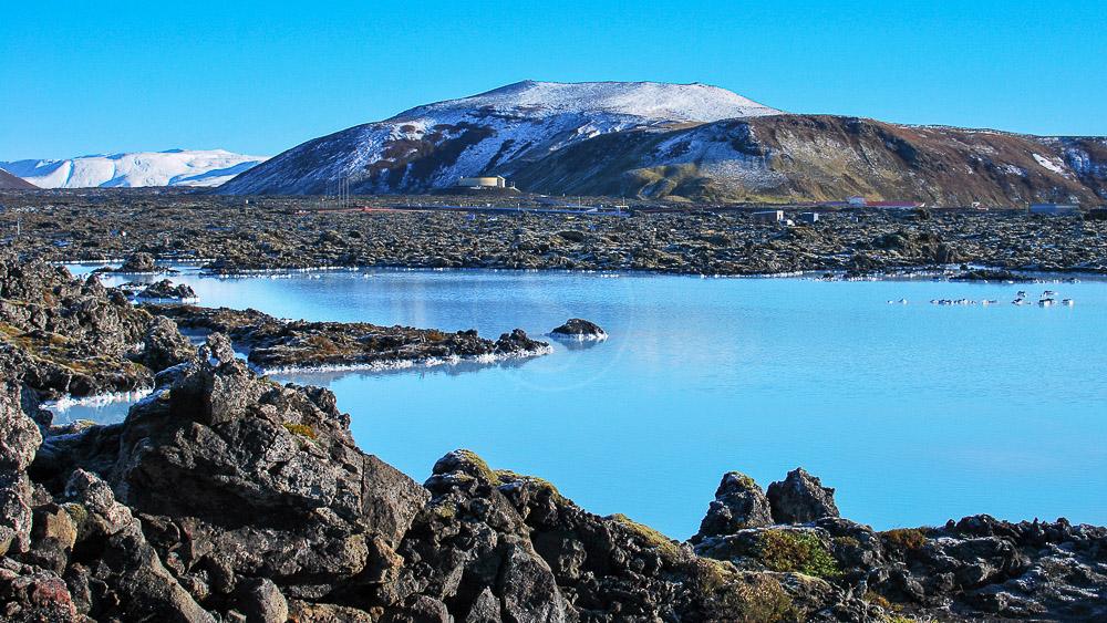 Blue Lagoon, Islande © Sstock