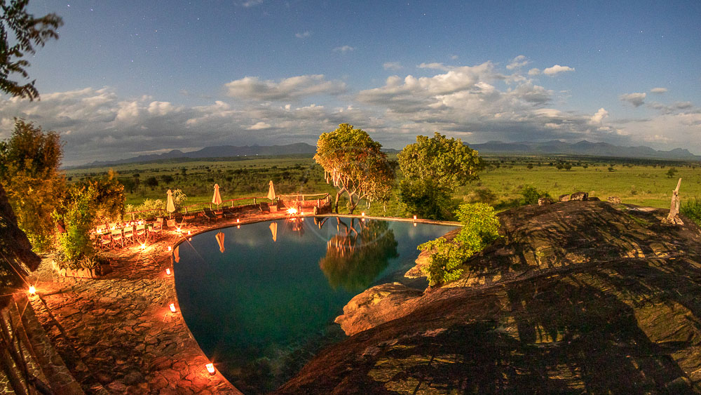 Apoka Safari Lodge, Ouganda © The Uganda Safari