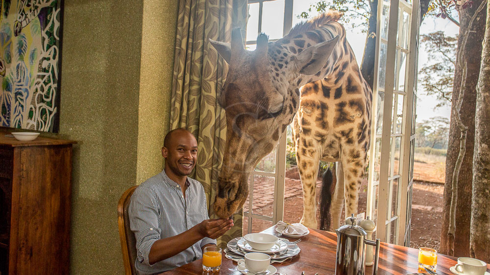 Giraffe Manor, Kenya © The Safari collection