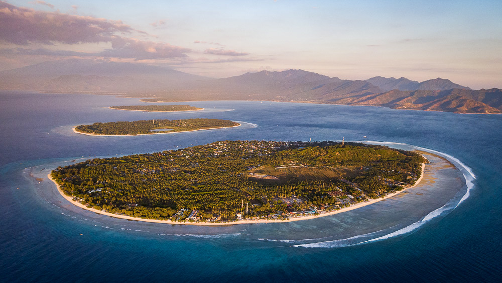 Ile de Lombok, Indonésie