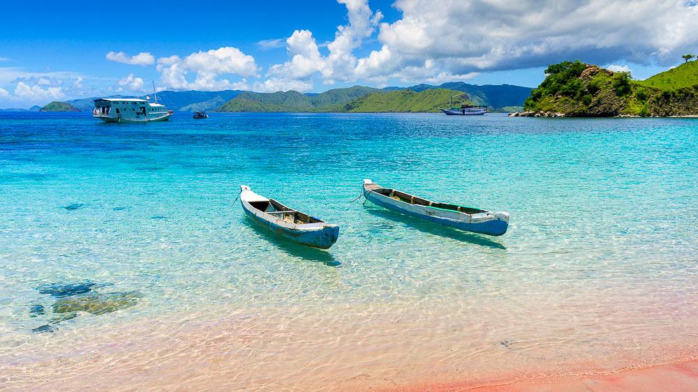 Ile de Florès, Indonésie