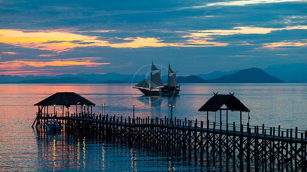 Plataran Komodo, Indonésie ©  Plataran