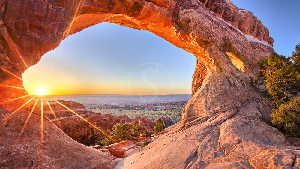 Arches National Park, Etats-Unis © Shutterstock