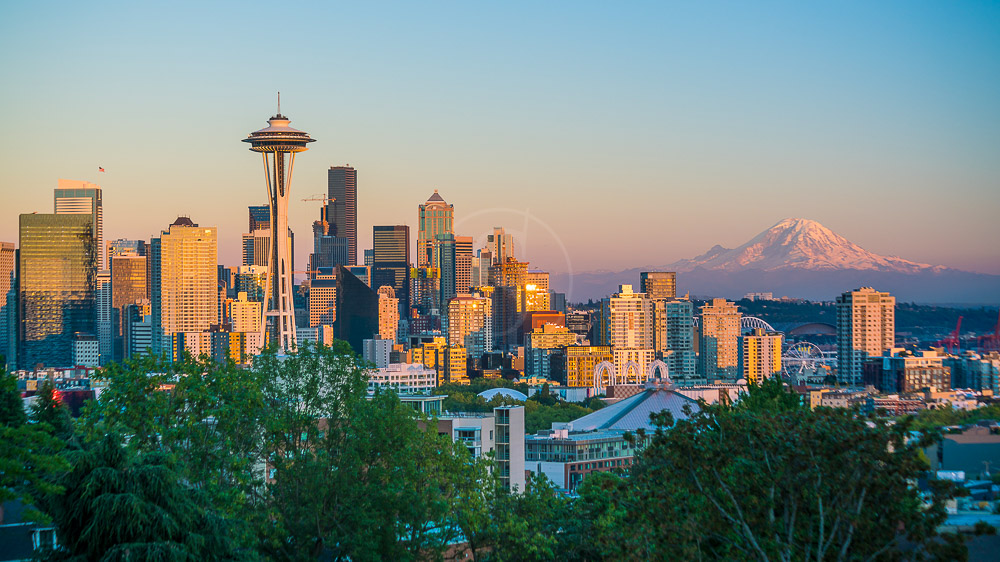 Seattle, Etats Unis