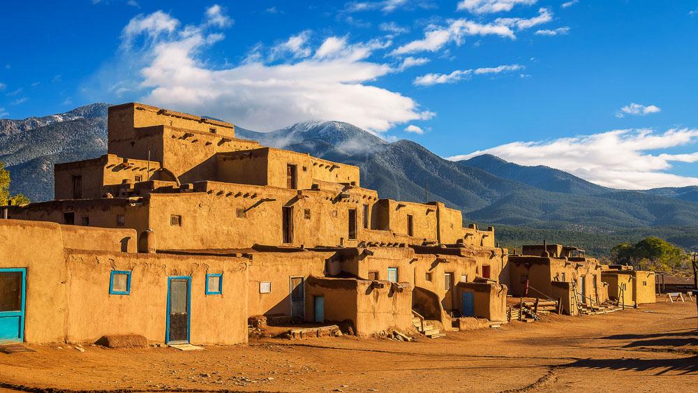 Taos, Etats-Unis © Shutterstock