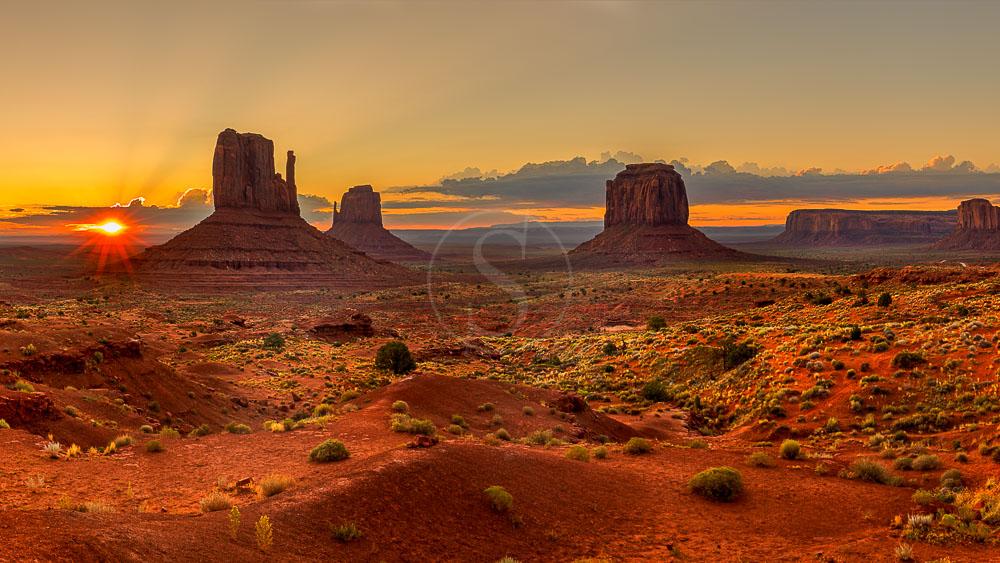 Monument Valley, Etats Unis © Shutterstock