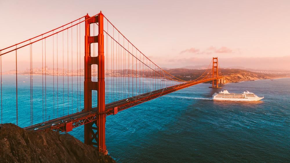 San Francisco, Etats-Unis © Shutterstock
