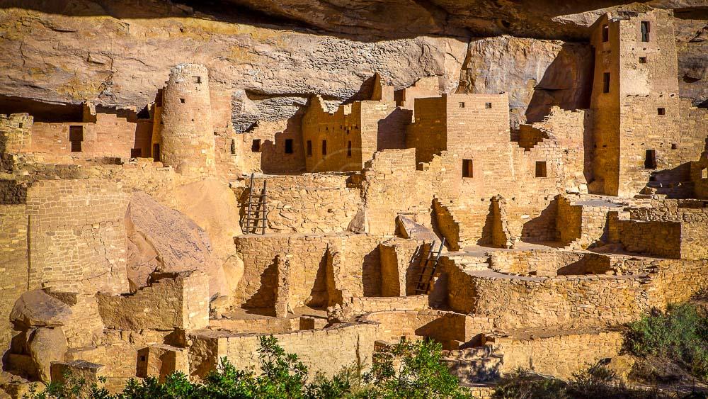 Mesa Verde National Park, Etats-Unis © Shutterstock
