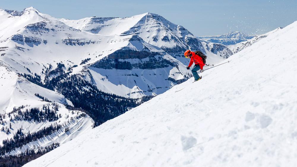 Big Ski Montana ! Etats-Unis © Shutterstock