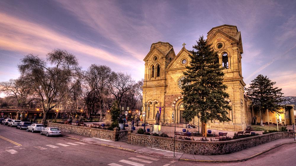 Santa Fe, Etats-Unis © Shutterstock