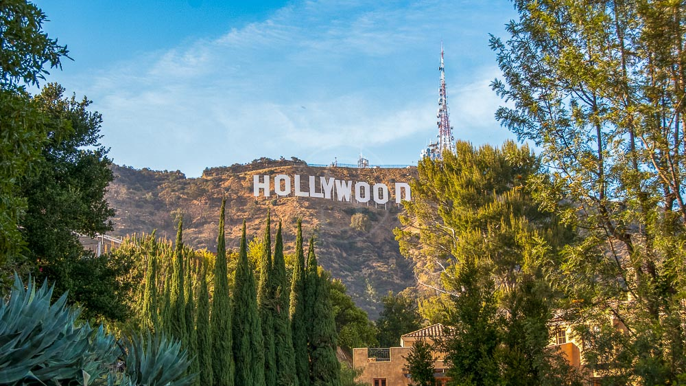 Ambiance de Los Angeles, Etats-Unis © Shutterstock