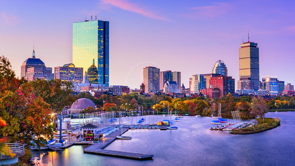 Boston, Etats-Unis © Shutterstock