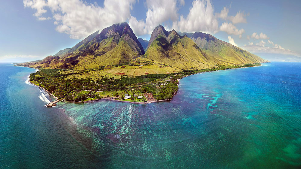 Ile de Maui, Hawai © Shutterstock