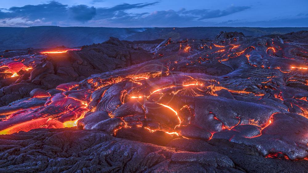 Volcan Kilauea, Hawai © Shutterstock