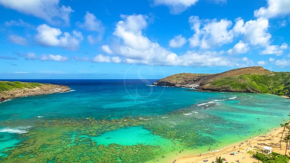 Hanauma Bay, Hawai © Shutterstock
